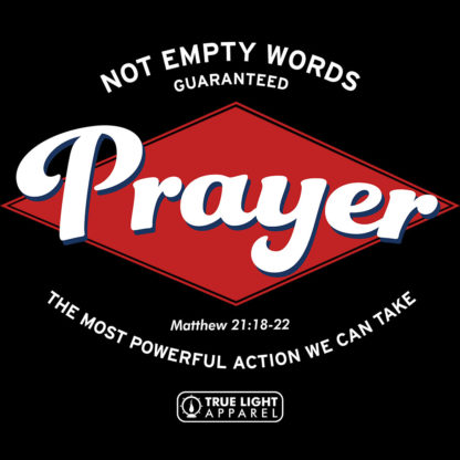 Prayer_The most powerful action we can take_Design Detail